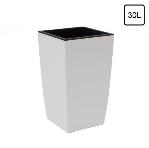 """Pflanzkübel """"Coubi"""" aus Kunststoff von Prosperplast"""